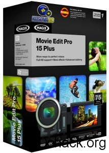 MAGIX Movie Edit Pro 15 Silver